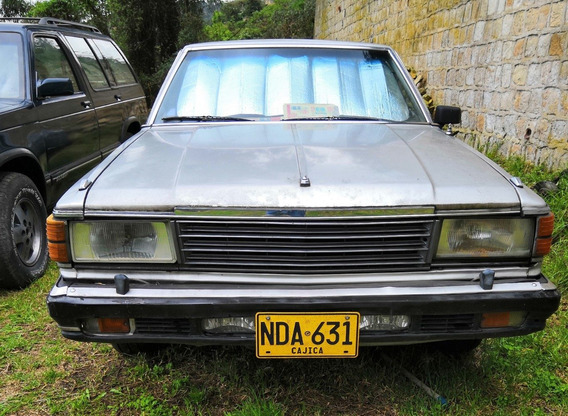 Nissan Datsun 280c Hard Top Sin Parales Full Equipo
