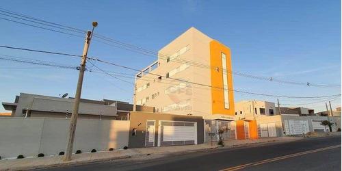 Imagem 1 de 3 de Apartamento Com 2 Dormitórios À Venda, 63 M² Por R$ 274.000,00 - Residencial Ekkopark Barcelona - Indaiatuba/sp - Ap2332