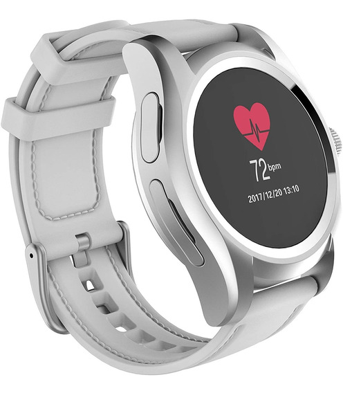 Ghia Smart Watch Cygnus 1.1 Touch Heart Rate Blanco