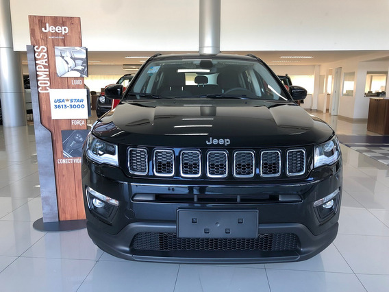 Jeep Compass Sport 2.0 Flex 2019 0km