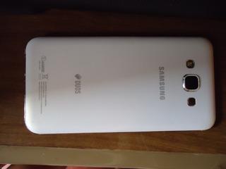 Celular Samsug E7 Branco