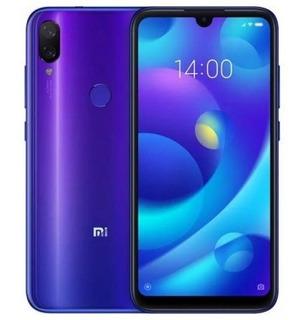Smartphone Xiaomi Mi Play Dual Chip 64gb Azul