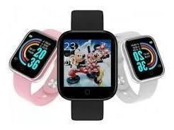 Imagem 1 de 5 de Smartwatch Y68 D20  Atualizado