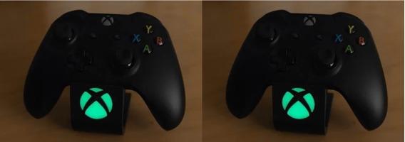 Suporte Compativel Com Controle De Xbox One 2 Peças