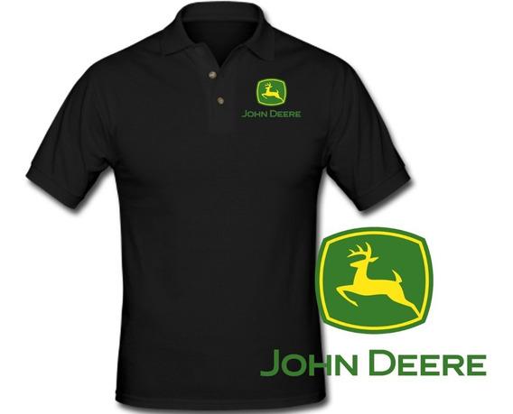 Chomba John Deere Logo Bordado.