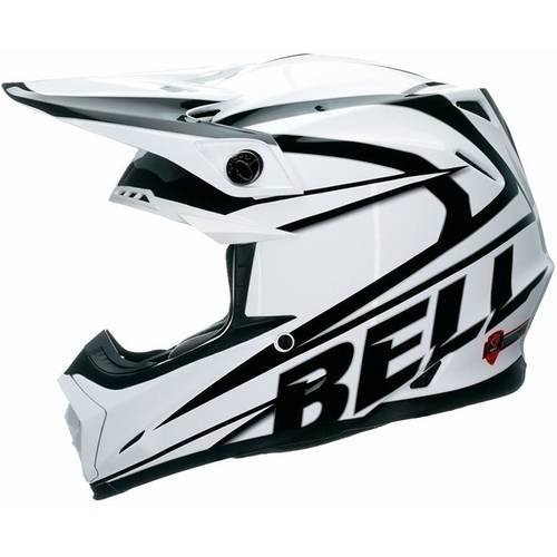 Capacete Bell - Moto 9 Tracker Black - 59