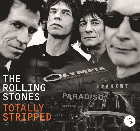 Dvd + Cd The Rolling Stones - Totally Stripped (991562)