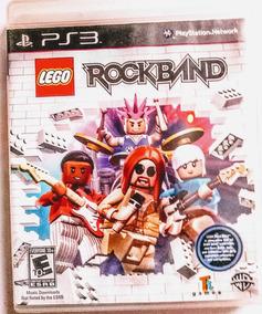 Playstation 3 - Lego Rockband Completo - Original