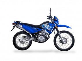 Yamaha Xtz 125 Azul 0km 2018 En Mg Bikes
