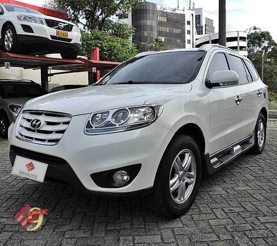 Hyundai Santafe Gl Mt 2.4 2011 Khi766
