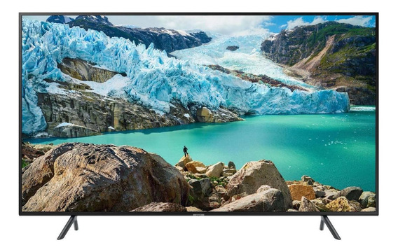 "Smart TV Samsung Series 7 4K 75"" UN75RU7100GXZD"