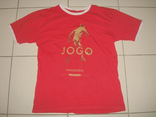 Internacional Camisa Comemorativa Jogo Inaugural Beira-rio