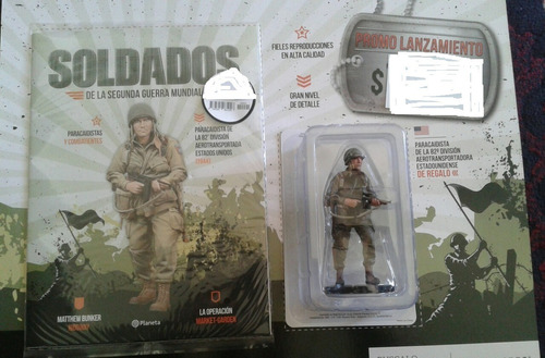 Soldados De La Segunda Guerra N 1 Paracaidista La Nac