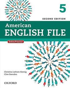American English File Level 5 Sb + Wb Impresso