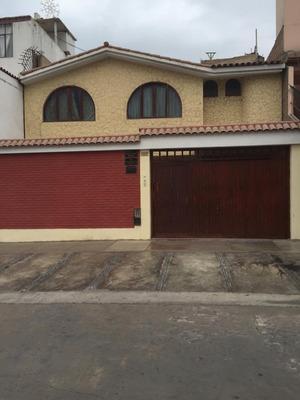 Casa Ocasion De 200m2 En Surco