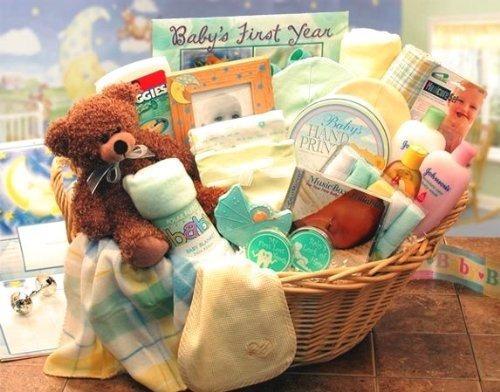 Cestas De Regalo Para Bebes.Bienvenido Baby Recien Nacido Cesta De Regalo Para Bebes Ne