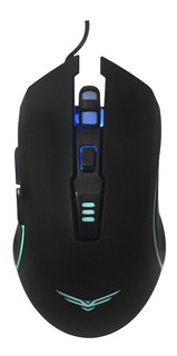 Mouse Gamer Pc Usb Rgb Ergonomico Alambrico 6 Botones Naceb