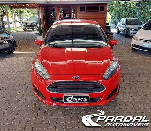 Ford Fiesta 1.5s Flex Ano 2014