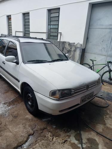 Volkswagen Parati 1999 1.6 Mi Cl 5p Gasolina