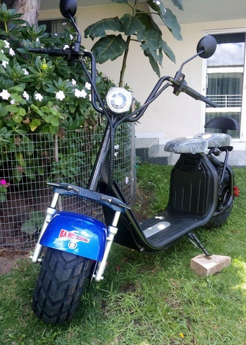 Scooter Eléctrica Motor 2000w Crown Electric!!
