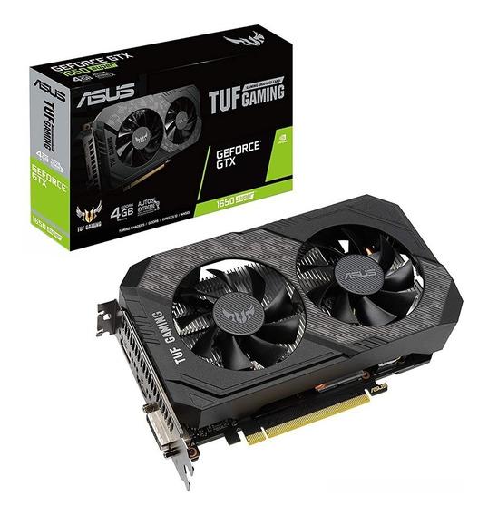 Placa Video Geforce Gtx 1650 4gb Asus Super Tuf Mexx 3