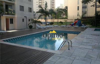 Apartamento Residencial Para Locação, Jardim Marajoara, São Paulo. - Ap0133
