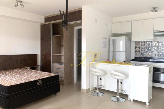 Studio Com 1 Dormitório Para Alugar, 38 M² Por R$ 1.500/mês - Jardim Flor Da Montanha - Guarulhos/sp - Ap0129