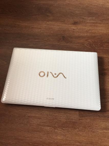 Vendo Notebook Sony Vaio I3 15,5 Pol Bem Conservado