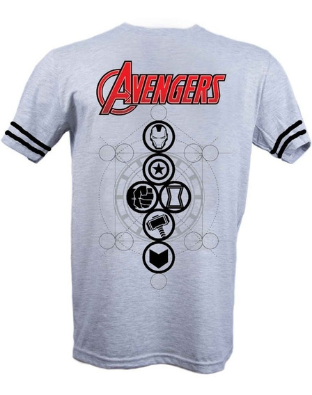 Remera, Marvel, Avengers Accoriginals