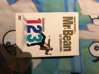 Dvd Mr. Bean 1,2 Y 3