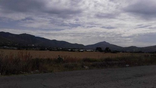 Terreno Comercial En Venta En San Agustín Tlaxiaca
