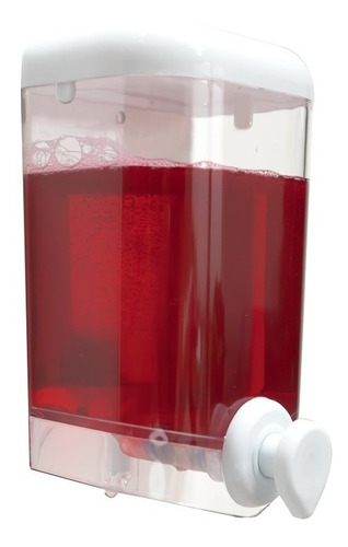 Dispensador Y Dosificador Reenvasable 600 Ml Para Jabon Gel