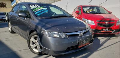 Civic Lxs 1.8 Automatico