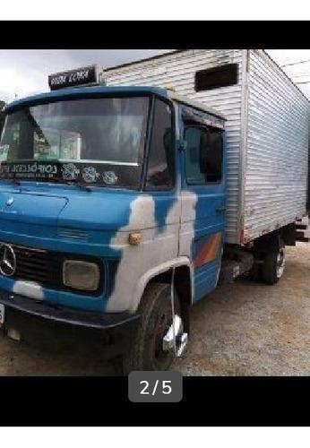 Imagem 1 de 3 de Mercedes-benz 608 Caminhao 608