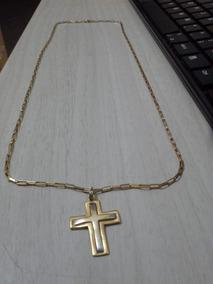 Cordao De Ouro 18k 750 65cm 12g
