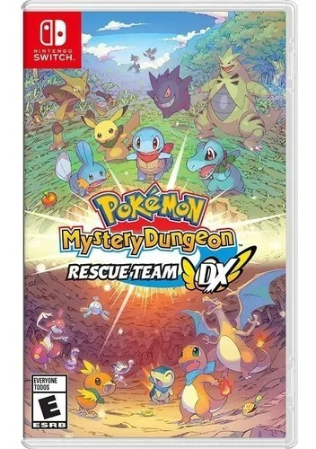 Pokémon Mystery Dungeon: Rescue Team Dx - Switch