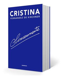 Sinceramente Cristina Kirchner (más Libro De Regalo)