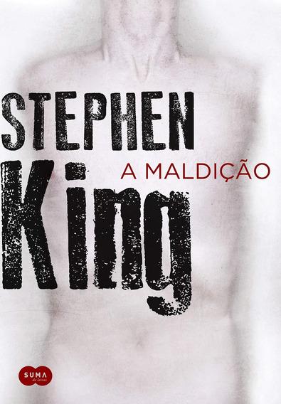 A Maldição - Stephen King (livro Usado)