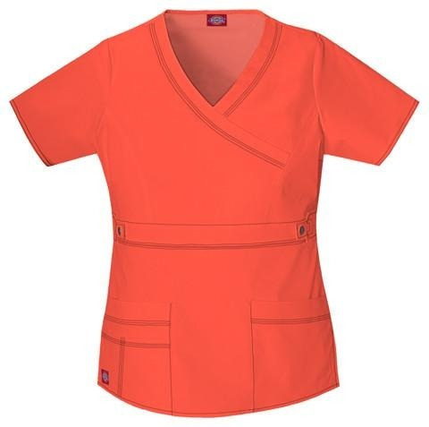 Uniforme Camisa Quirúrgica Dama Dickies Original Talla M