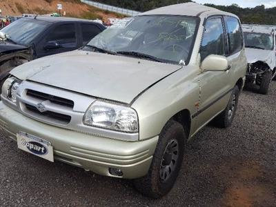 Suzuki Grand Vitara 1.6 4x4 98/99 - Sucata Só Peças