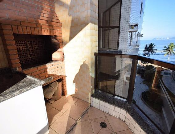 Apartamento Em Praia Das Astúrias, Guarujá/sp De 136m² 4 Quartos À Venda Por R$ 1.000.000,00 - Ap413580