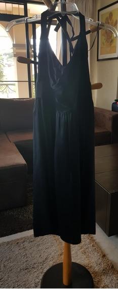 Vestido Negro Corto Tipo Cóctel Marca Julio