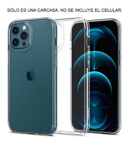 Apple iPhone 12 Pro Max Spigen Ultra Hybrid Carcasa Case