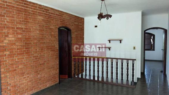 Casa Com 2 Dormitórios À Venda, 173 M² - Vila Curuçá - Santo André/sp - Ca10799
