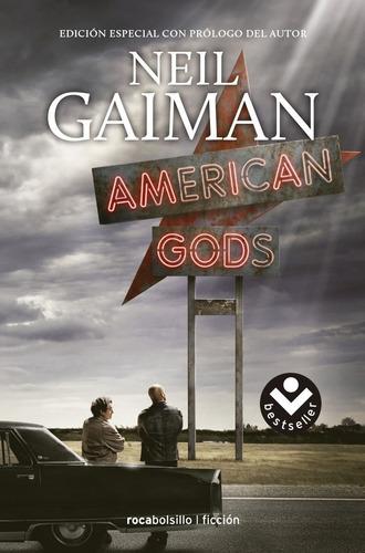 Libro American Gods - Gaiman Neil