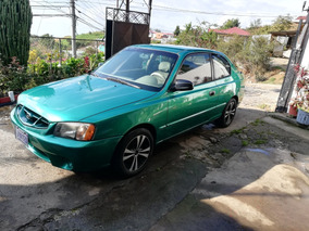 Hyundai Accent Manual Ac Direccion