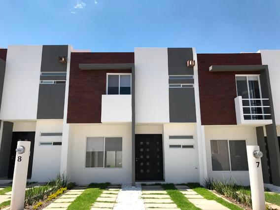 Renta De Casa En Privada En Fraccionamiento Palmares