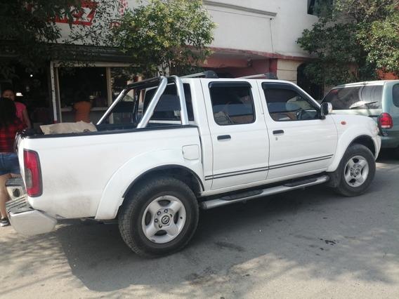 Nissan Frontier 2012 Crew Cab Le 5vel 4x2 Mt