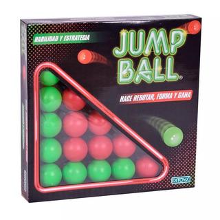 Juego De Mesa Jump Ball Game Ditoys Rebota Forma Y Gana
