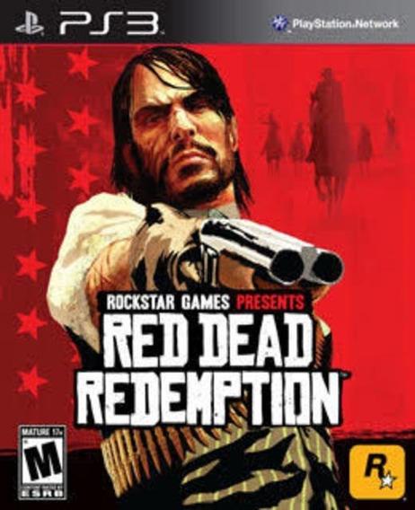 Red Dead Redemption (ps3) Playstation 3 Jogo Em Promoção